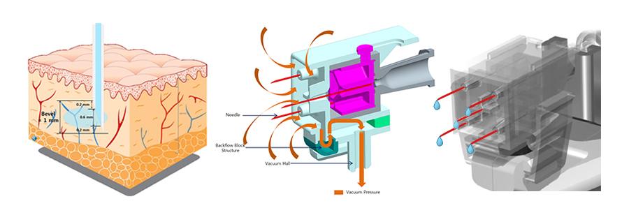 máy tiêm dưỡng chất vital injector Máy Tiêm Dưỡng Chất Vital Injector – EunSung Hàn Quốc.